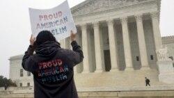 VOA: EE.UU. Corte Suprema ratifica medida de Trump