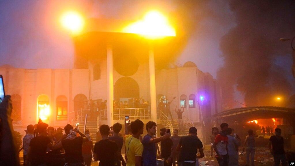 Irak: Parlamenti mban seancë urgjente për tensionet