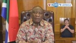 """Manchetes africanas 1 Outubro: Presidente Cyril Ramaphosa quer África do Sul fora da """"lista vermelha"""" de viagens para o Reino Unido"""