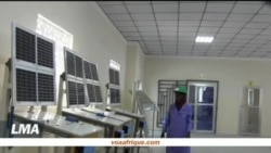 Une Somalienne se lance dans la formation d'électricien