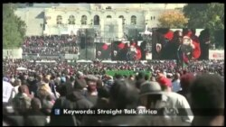 VOA's Shaka Ssali weighs in on the 20th Anniversary One Million Man March