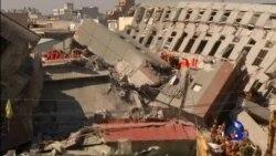 台南地震救援超过72小时