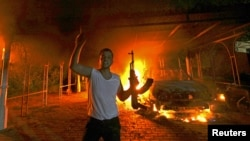 Vụ tấn công và việc Ðại sứ Hoa Kỳ tại Libya Chis Stevens bị sát hại, đã gây chấn động cả nước Mỹ.