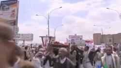 2011-09-24 粵語新聞: 薩利赫回國後也門再度爆發致命衝突