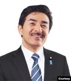 日本外交部會會長、參議院議員佐藤正久