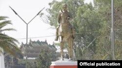 လိြဳင္ေကာ္ဗိုလ္ခ်ဳပ္ေၾကးရုပ္ (Union of Karenni State Youth - UKSY)