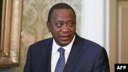 Shugaban Kasar Kenya Uhuru Kenyatta