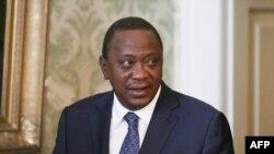 Rais wa Kenya, Uhuru Kenyatta