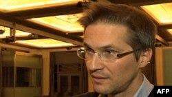 Gerald Knaus, direktor Evropske stabilizacijske inicijative iz Berlina.