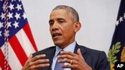 باراک اوباما به تاریخ ۲۰ جنوری قدرت را به دونالد ترمپ انتقال میدهد