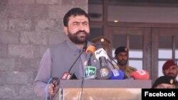 صوبائی وزیر داخلہ سرفراز بگٹی