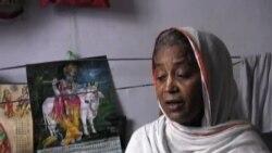 印度寡妇获得新生