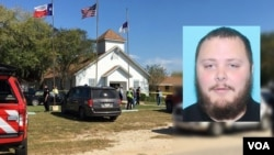 Texas Church shooting Devin Patrick Kelley