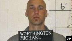 """""""Que Dios perdone a los que consideran que esto es hacer justicia"""", dijo Michael Worthington antes de ser ejecutado."""