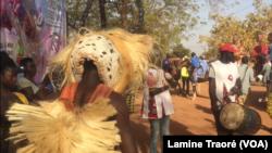 Les quartiers populaires de Ouagadougou au rythme du festival
