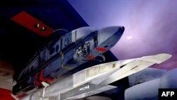 ویو رائیڈر بمبار طیارے پر سوار ہے