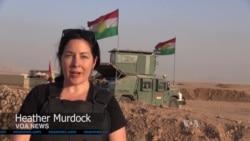 Peshmerga Forces Surround Islamic State Village in Iraqi Kurdistan