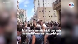 Reacciones en Nicaragua a las protestas en Cuba