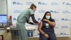 美國多地採取措施 加快疫苗接種進度