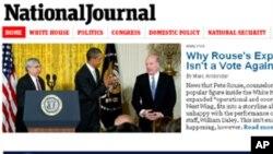 미국의 정치전문 주간지 '내셔널 저널'