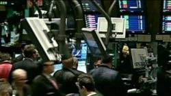 Caída en la economía estadounidense