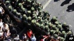 乌鲁木齐示威,5死14伤