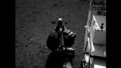 好奇號火星探測器準備展開探索之旅