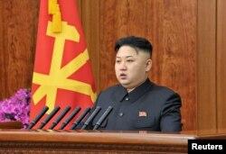 Ông Kim Jong Un mới đây tuyên bố Bắc Triều Tiên sẽ 'giáng trả mạnh mẽ' nếu bị trừng phạt