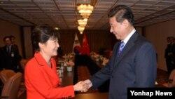 주간 뉴스 포커스: 한·중 정상회담, 유엔 북한 인권 결의