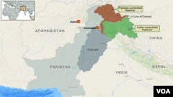 Punjab province, Pakistan