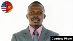 Manuel Francisco - participante moçambicano do programa Mandela Washington Fellowship 2015