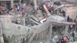Palestinians Gaza Israel