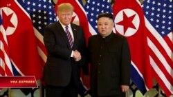 Thượng đỉnh Trump-Kim khai mở