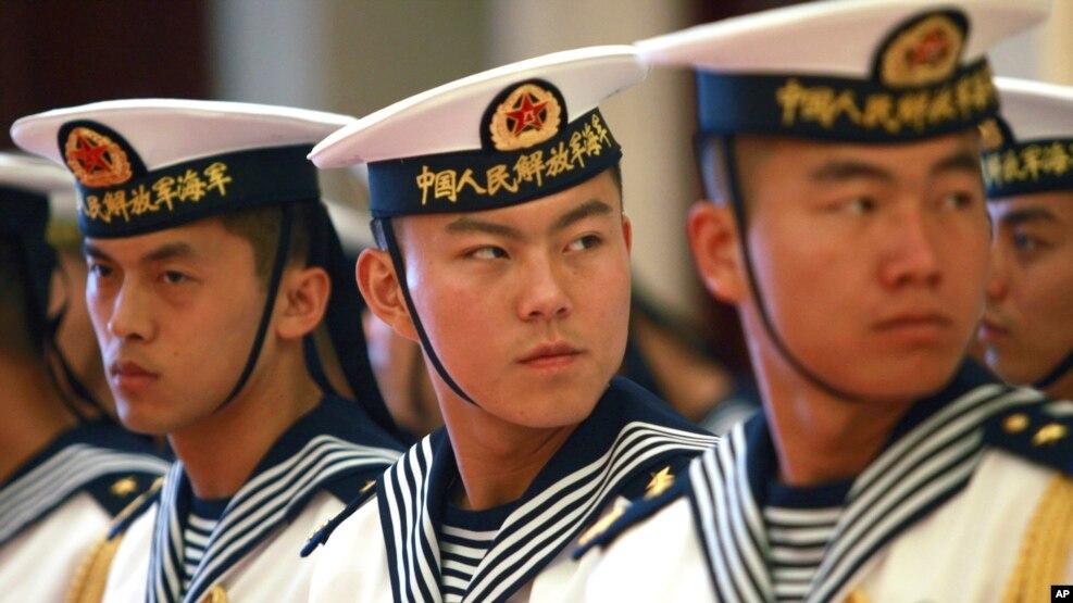 Ông Thôi Thiên Khải tuyên bố Trung Quốc 'quyết tâm bảo vệ các quyền lợi của mình, sự công bằng quốc tế, và sẽ không khuất phục trước bất kỳ áp lực nào'.