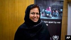 عاقله آصفی: میخواهم دختران افغان را در جوامع سنتی در نقاط دوردست تدریس کنم