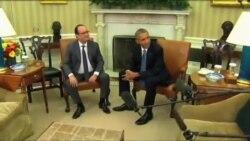 اوباما و اولاند: حملات علیه داعش را افزایش میدهیم