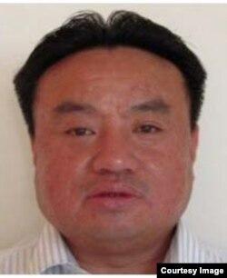 钟丹,前中国外交官、强迫劳工案被告(纽约联邦东区检察官办公室提供)