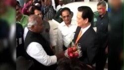 Việt Nam thắt chặt quan hệ quốc phòng với Ấn Độ và Australia