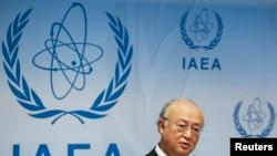 Kepala Badan Energi Atom Internasional (IAEA) Yukiya Amano (Foto: dok.)