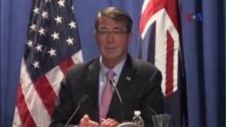 Mỹ khẳng định quyền hiện diện ở Biển Đông