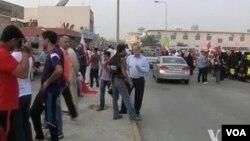 Biểu tình ở Bahrain đánh dấu năm thứ nhì cuộc nổi dậy