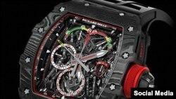 Richard Mille (RM) 50-03 MCLaren F1 saatı