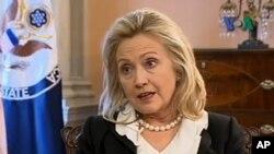 ایرانی عوام سے رابطے بڑھانا چاہتے ہیں، ہیلری کلنٹن
