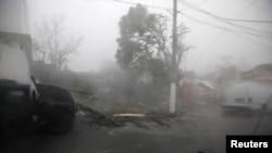 Uragan Maria pogodio Portoriko