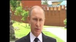 普京稱莫斯科支持烏克蘭和平談判