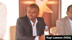Dr Tiatsou Souho, l'un des lauréats de Réussites Diaspora 2016 au Togo