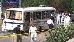 حمله طالبان به نیروی دریایی پاکستان
