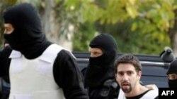 Yunanistan'da Terörle Mücadele Operasyonu