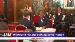 Washington veut davantage d'échanges avec l'Afrique