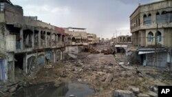 Việc đánh mất Mosul, Iraq là một thất bại lớn đối với Nhà nước Hồi giáo, 3/4/2017.